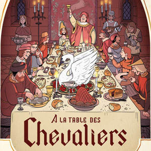 Chevaliers cover